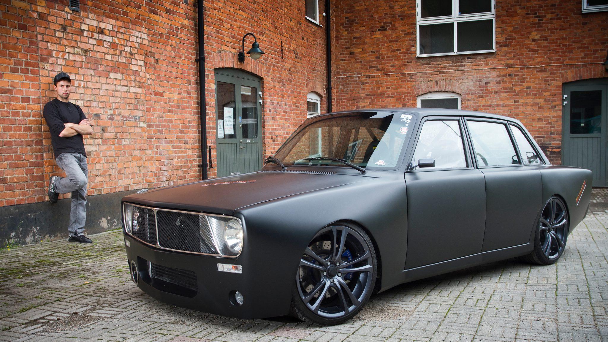 Die 5 coolsten Volvo Umbauten 14