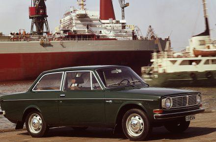 Volvo Oldtimer Modell 140