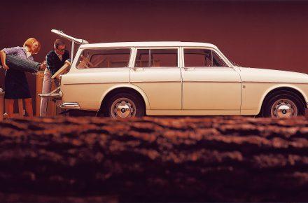 Volvo über die Jahrzehnte