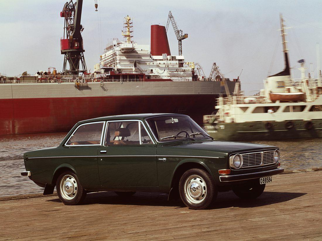Ein ausdauernder Klassiker mit Tradition: 50 Jahre Volvo 140 2