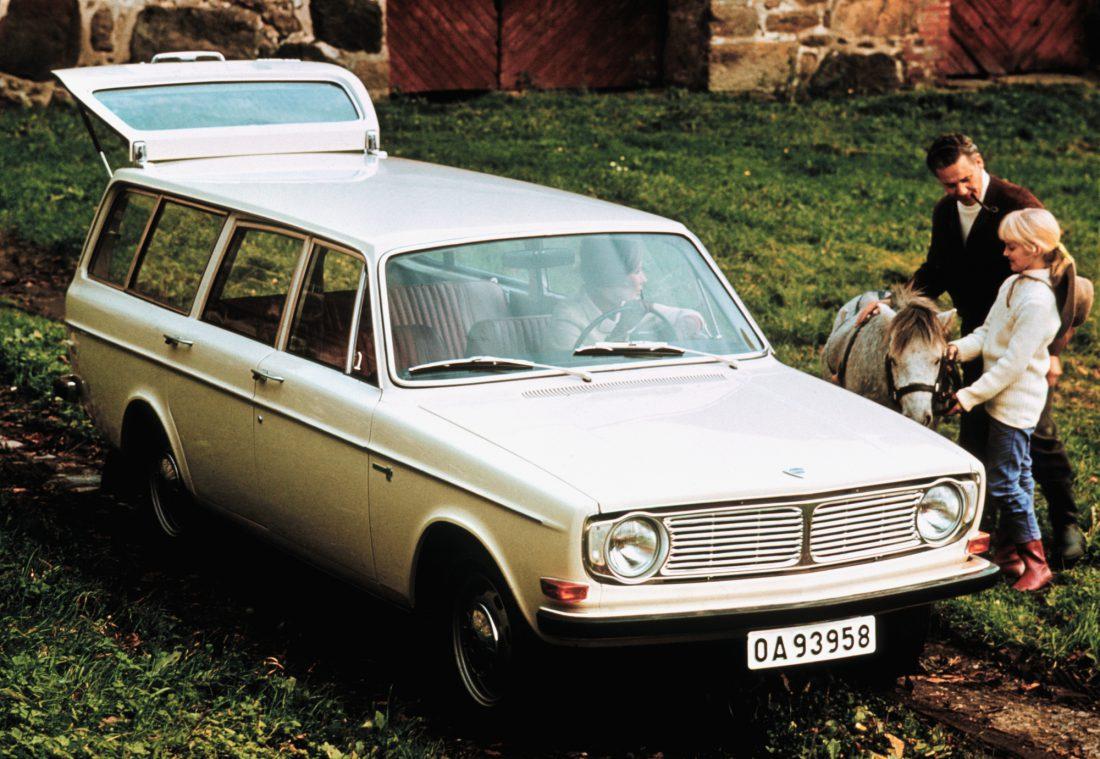 Volvo Oldtimer 142