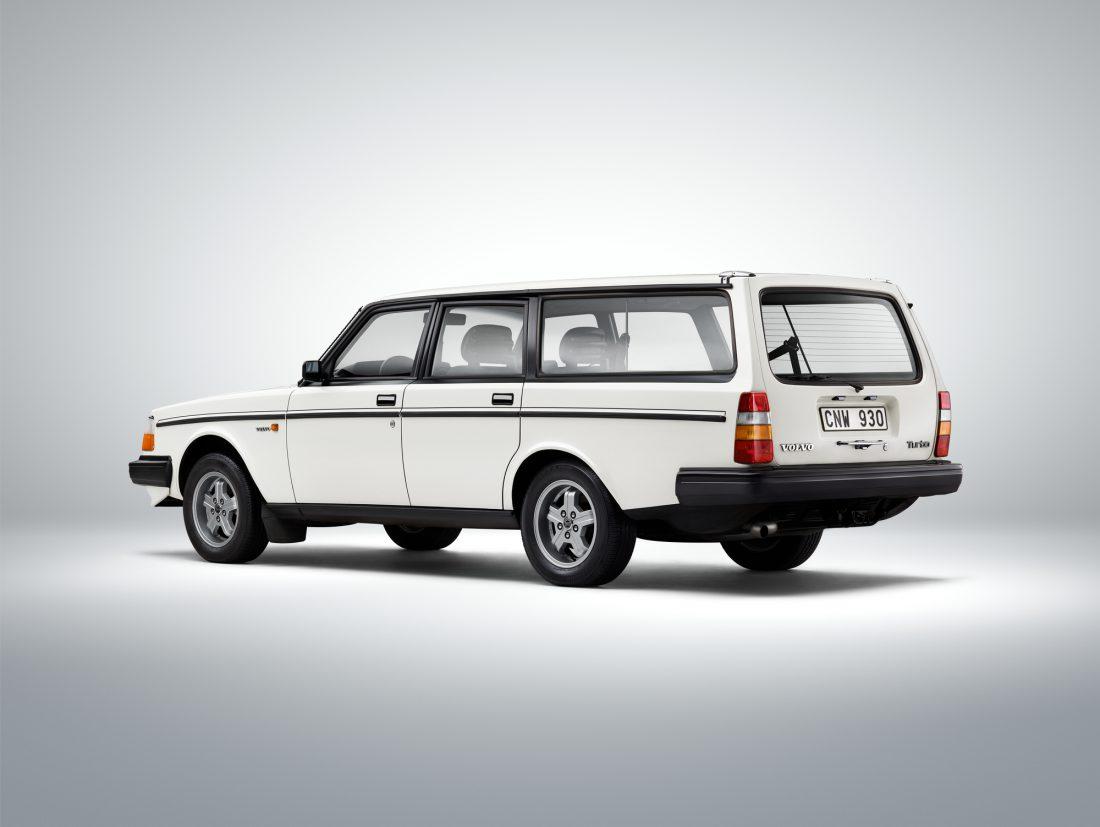 Volvo Oldtimer Modell 240
