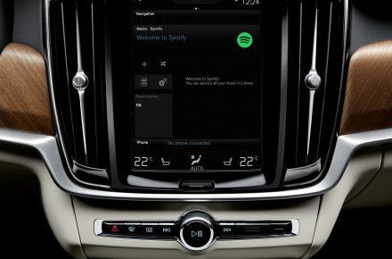 Volvo bringt mit Spotify mehr Musik ins Leben 2