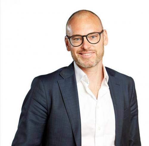 Björn Annwall, Senior Vice President für Marketing, Vertrieb und Service bei Volvo Cars