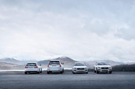 Volvo V90 Modelle - neues Leasing-Modell