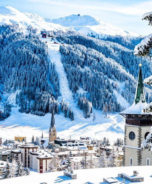 Volvo als Hauptsponsor des Swedish Lunch am WEF in Davos