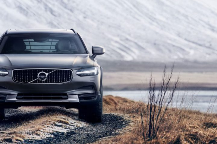 Der neue Volvo V90 Cross Country 9