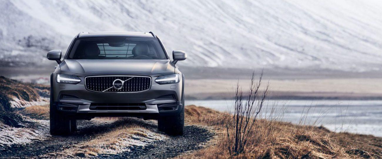 Der neue Volvo V90 Cross Country 9