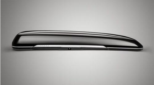 Dachbox designed by Volvo Winter Gadget