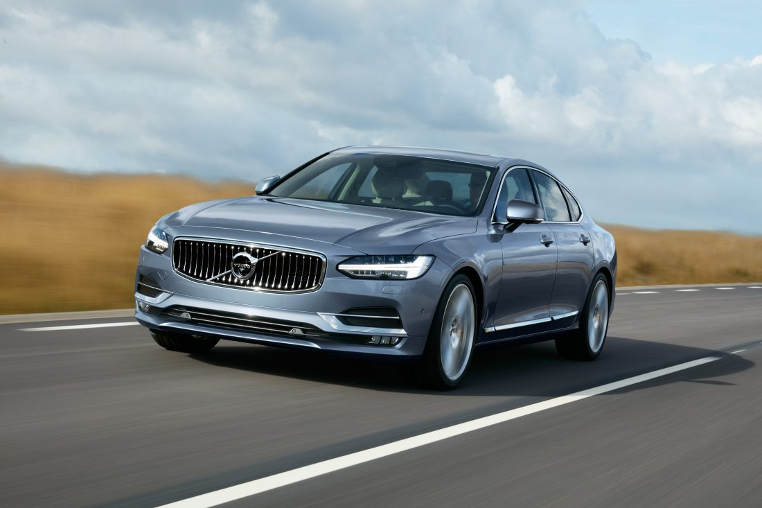 Volvo S90: Preisgekröntes Design 1