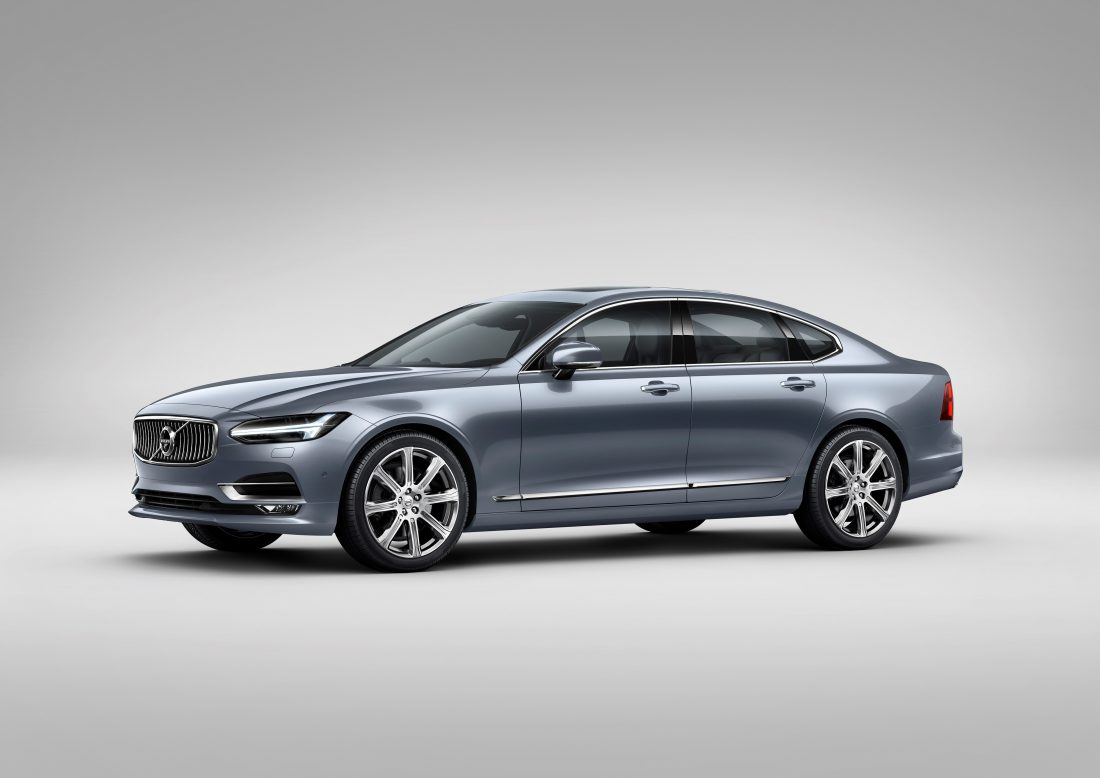 Volvo S90: Preisgekröntes Design 3