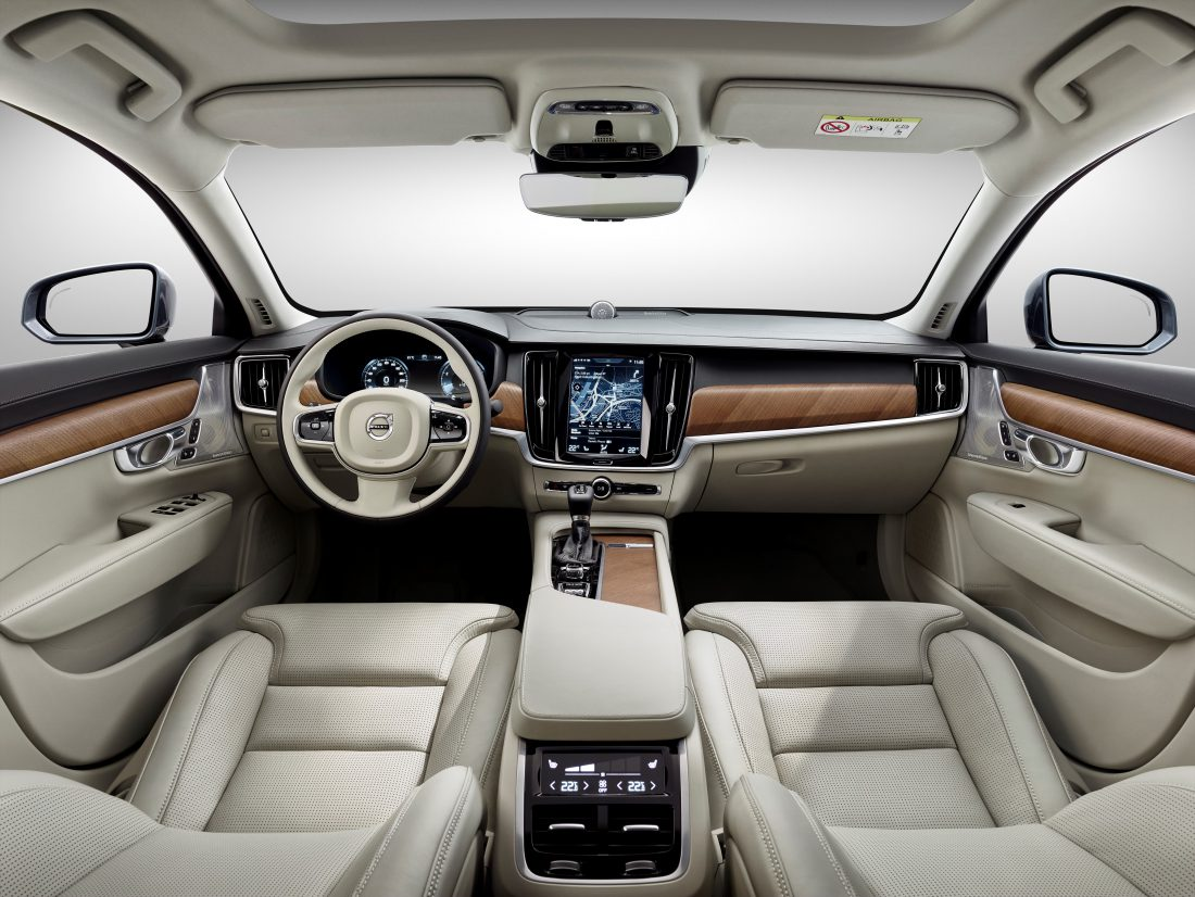 Volvo S90: Preisgekröntes Design 5
