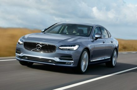 Volvo S90: Preisgekröntes Design 6