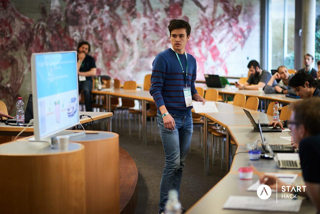 START Hack 2017 - Volvo war dabei 24