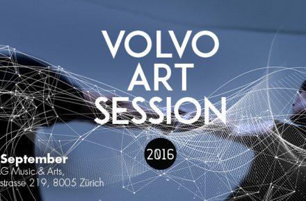 Volvo Art Session 2016 Teaser