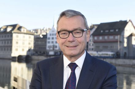 «Die Schweiz darf den Zug der Digitalisierung nicht verpassen»