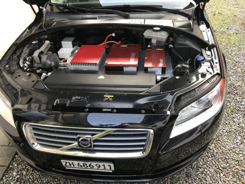 Volvo Elektro-Eigenbau: «Es lassen sich beim besten Willen keine Nachteile finden» 6
