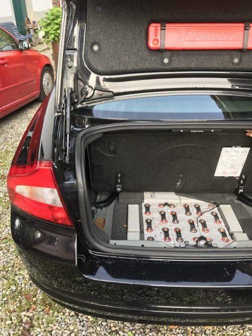 Volvo Elektro-Eigenbau: «Es lassen sich beim besten Willen keine Nachteile finden» 5