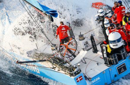 Volvo Ocean Race: Der Segelmarahton der Superlative geht in die nächste Runde 2
