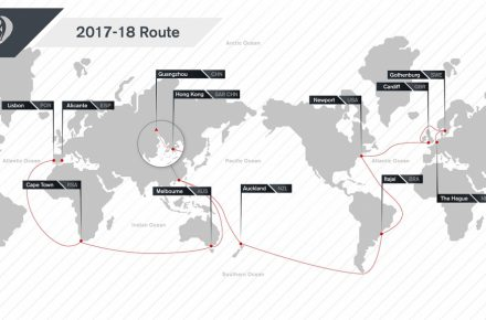 Volvo Ocean Race: Der Segelmarahton der Superlative geht in die nächste Runde 4