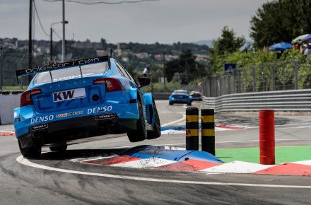 Maintained World Championship lead with double podium in tough Portuguese races