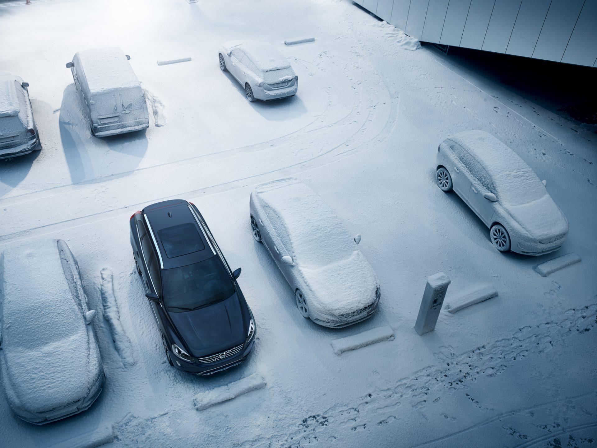 Mit Volvo in den Winterurlaub 2