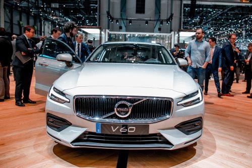 Dynamik pur: Der neue Volvo V60