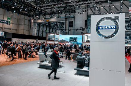 Volvo am Autosalon in Genf 57