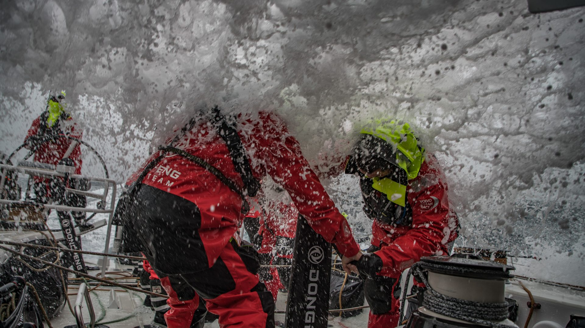 Das Volvo Ocean Race – die härteste Segel-Regatta der Welt 12