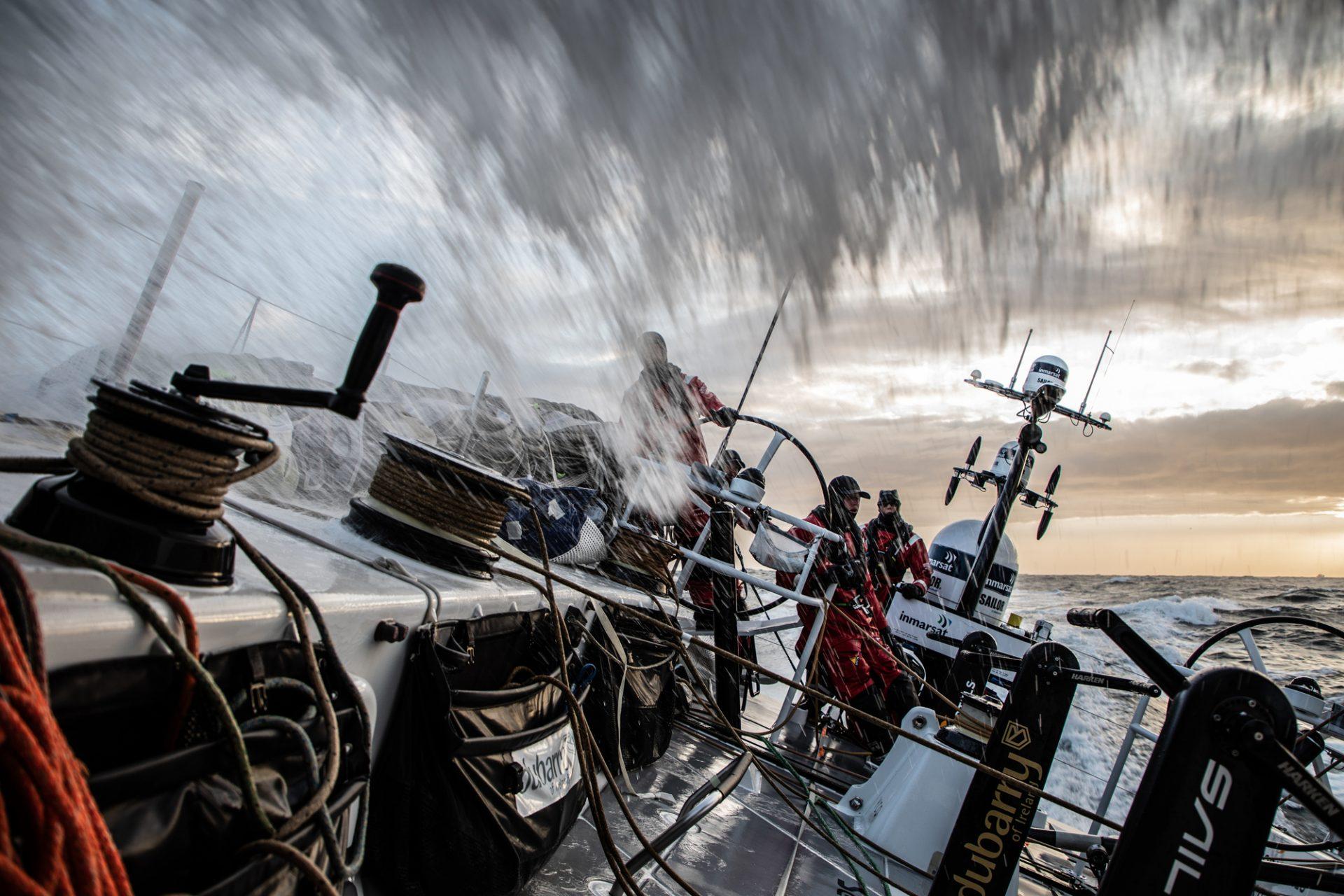 Das Dongfeng Race Team gewinnt das VOLVO OCEAN RACE! 3