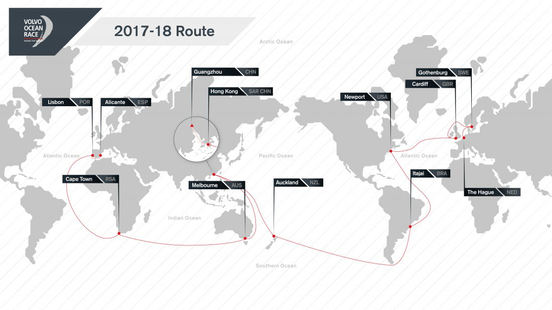 VOLVO OCEAN RACE 2017-18 ROUTE_ENG-01