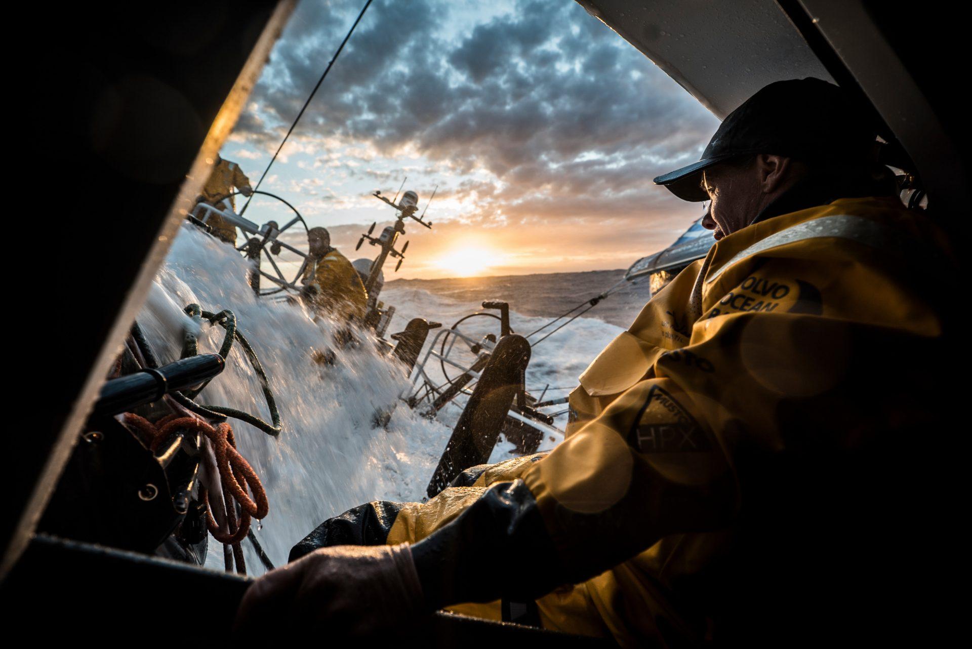 Das Volvo Ocean Race ist «der Mount Everest des Segelsports»! 2