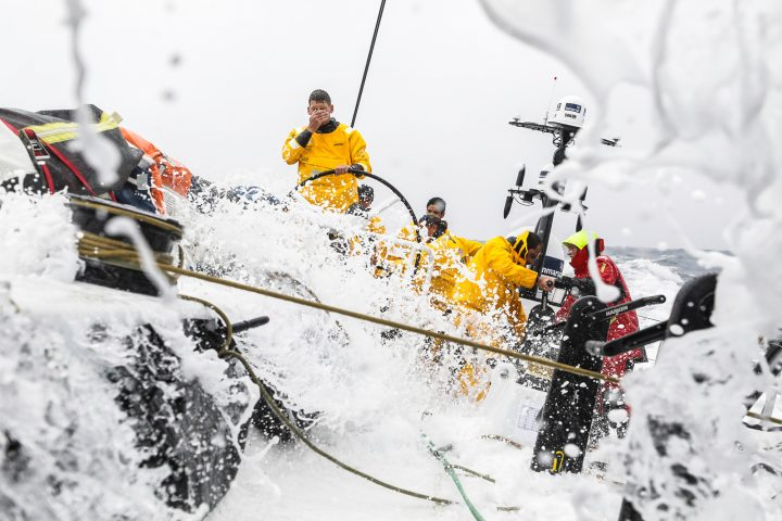 Science meets sports: Volvo Ocean Race Science Programme 4