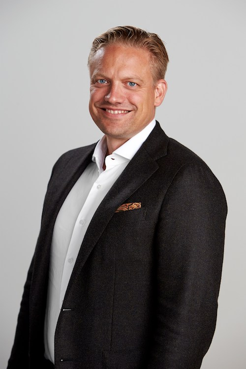 Henrik Green – Senior Vice President Research & Development