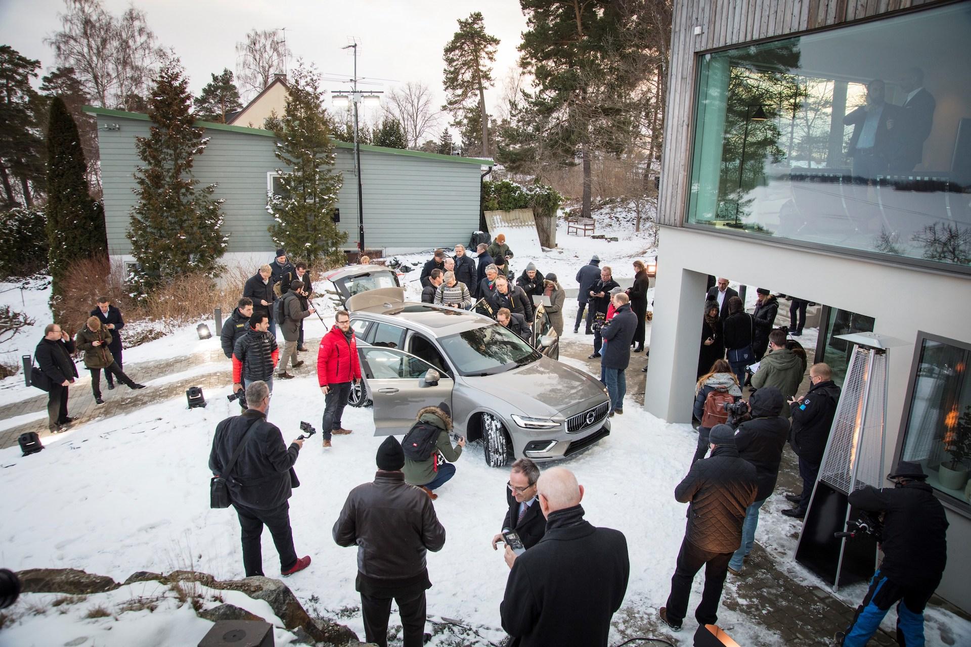 Volvo V60 Family Estate
