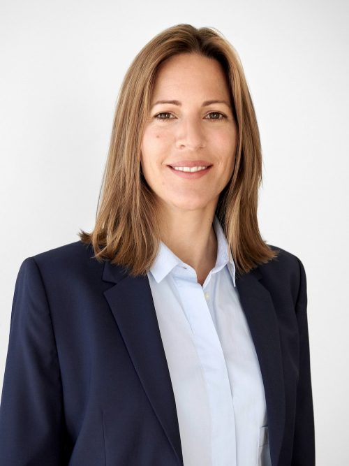 Natalie Robyn, Managing Director Volvo Car Switzerland