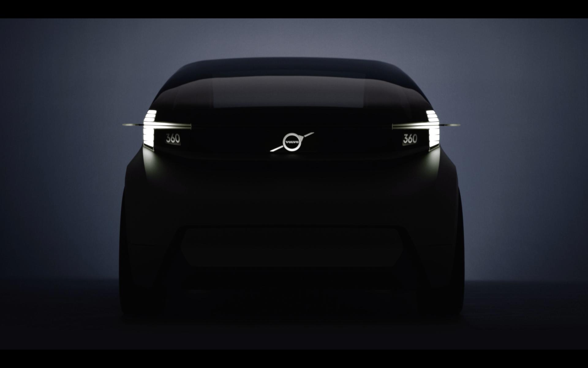 Volvo 360c Konzeptstudie
