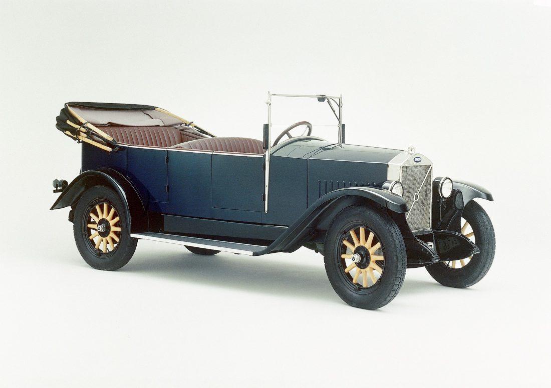 Volvo ÖV4: