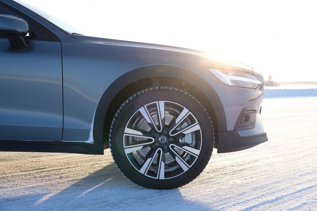 La nouvelle Volvo V60 CROSS COUNTRY: prête pour l'aventure