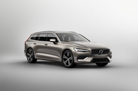 Die Alchemie des Leders im Volvo V60 Inscription