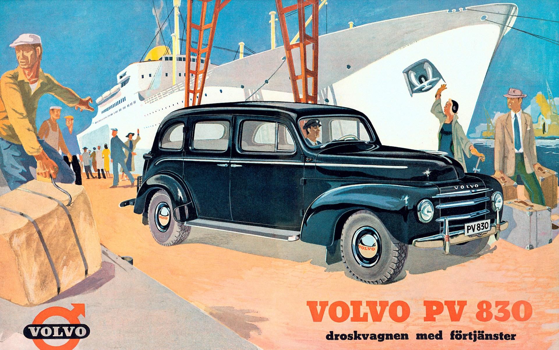 Volvo PV 830
