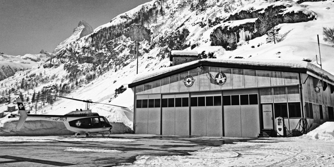 Air Zermatt Heliport