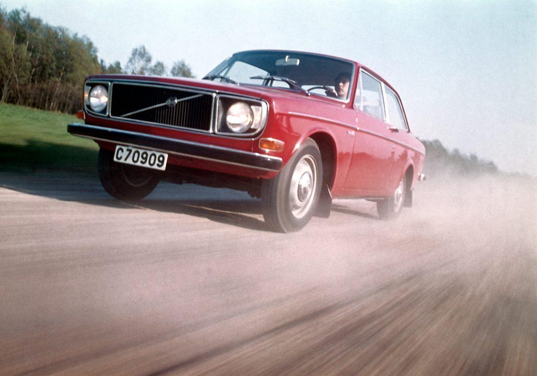 Sicherheit ist für uns bei Volvo seit 1966 und dem damals eingeführten Volvo 140 von zentraler Bedeutung.