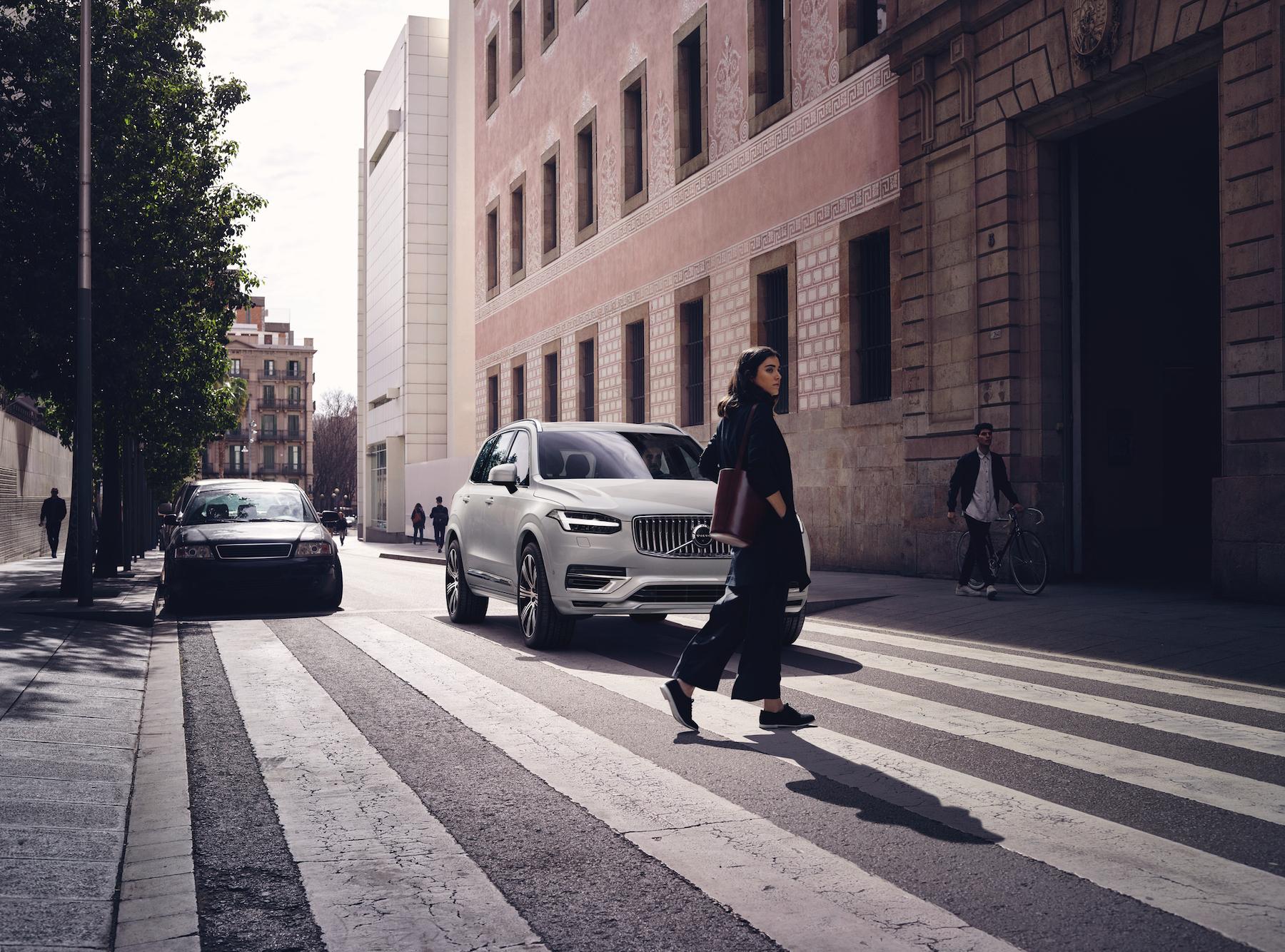 Volvo Cars Vision 2020 –vier Fragen an Sascha Heiniger von Volvo Schweiz