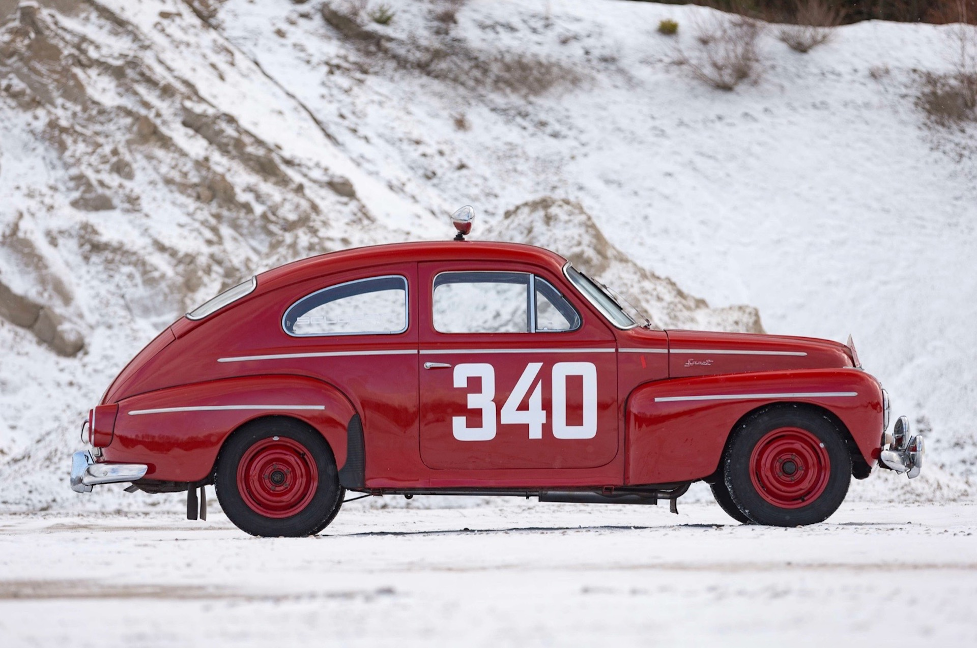 Volvo PV544 Monte – 2