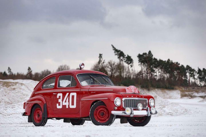 Volvo PV544 Monte – 4