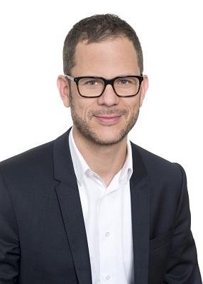 Sascha Heiniger von Volvo Schweiz