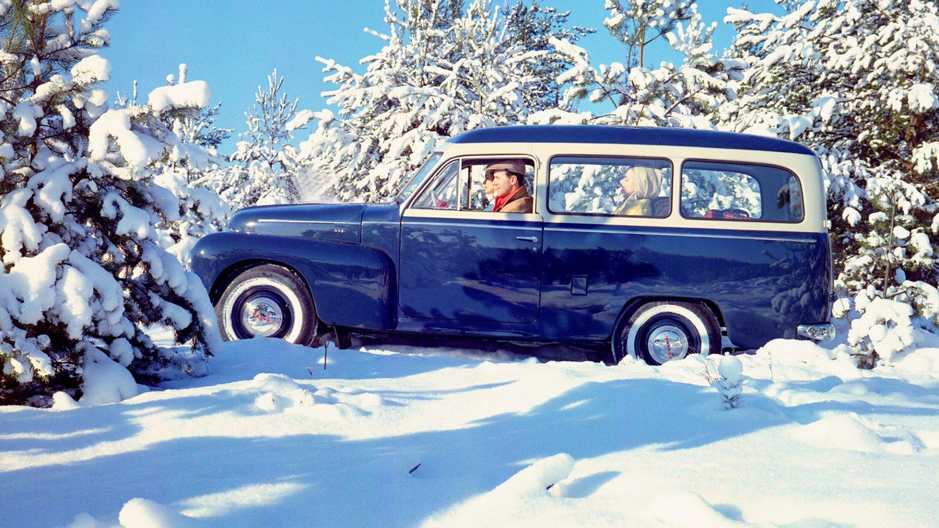 Volvo PV445 Duett