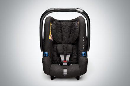 Die neusten Volvo Kindersitze