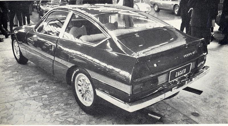 Volvo GTZ 2000 und GTZ 3000 – zwei Einzelstücke (leider)
